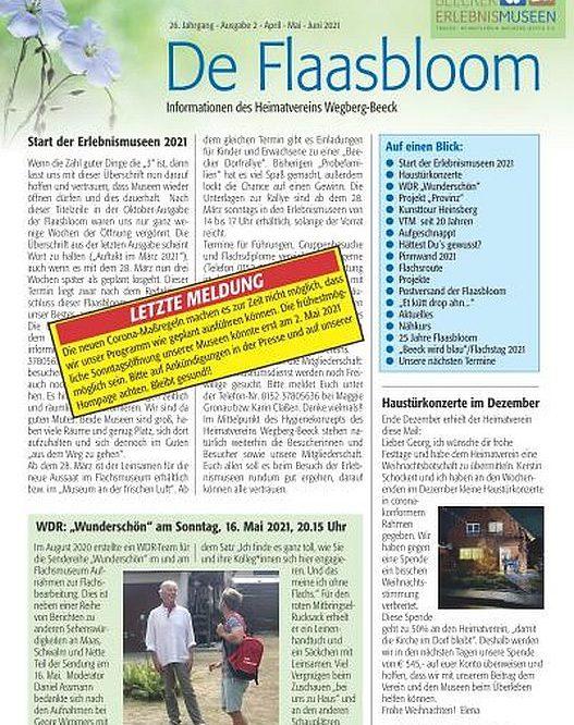 De-Flaasbloom-26-Jahrgang-Ausgabe-2-2021-screenshot