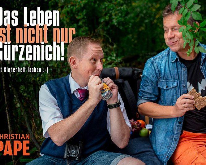 """""""Das Leben ist nicht nur Gürzenich!"""" Konzert von Christian Pape und Stefan Bimmermann im Flachsmuseum Wegberg-Beeck"""