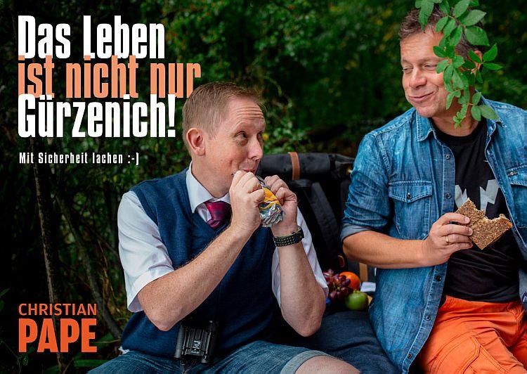 """""""Das Leben ist nicht nur Gürzenich!"""" Christian Pape und Stefan Bimmermann @ Flachsmuseum"""