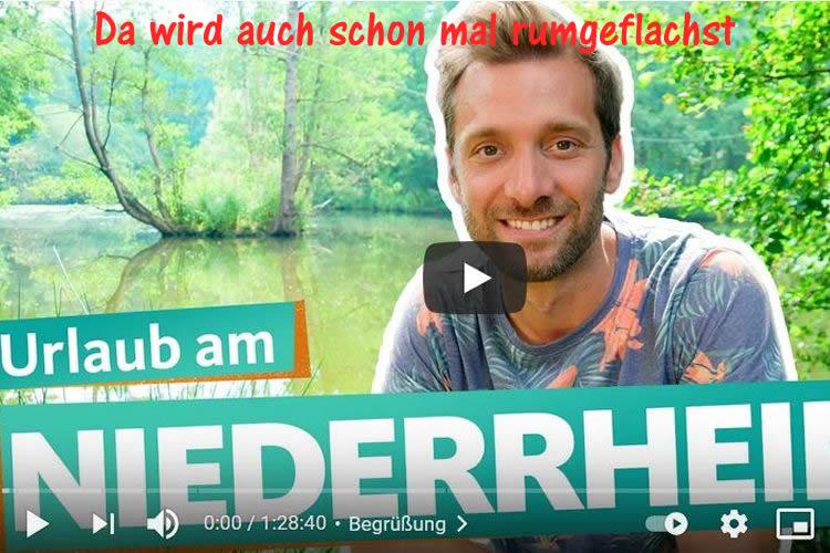 urlaub-am-niederrhein-naturpark-maas-schwalm-nette-wegberg-Da wird auch schon mal rumgeflachst
